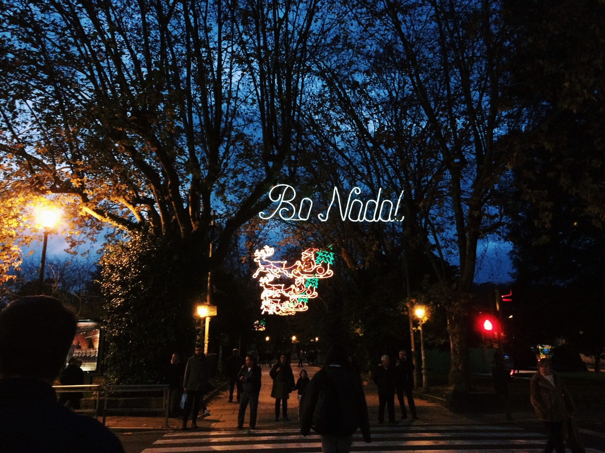 Bo Nadal: My First Galician Christmas